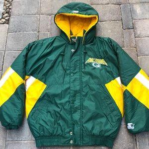 "Vintage Starter ""Packers"" Jacket"